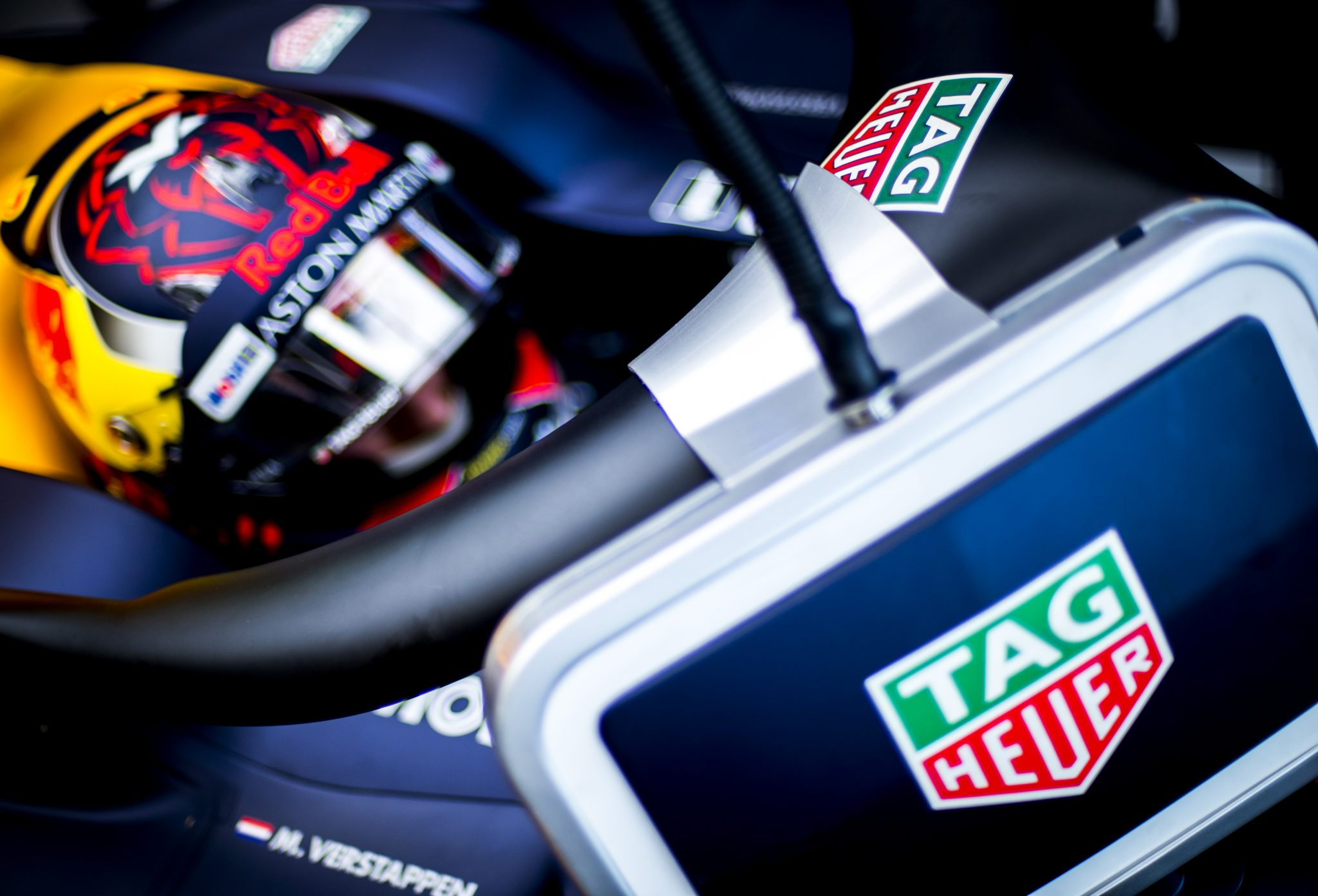 Tag Heuer To Stay Longer With Aston Martin Red Bull Racing Formula 1 Team Luxuvere