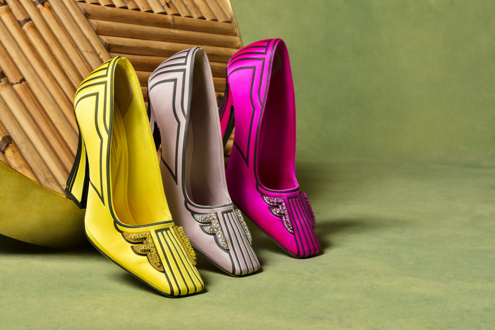 Fendi's FFreedom Shoes Collection
