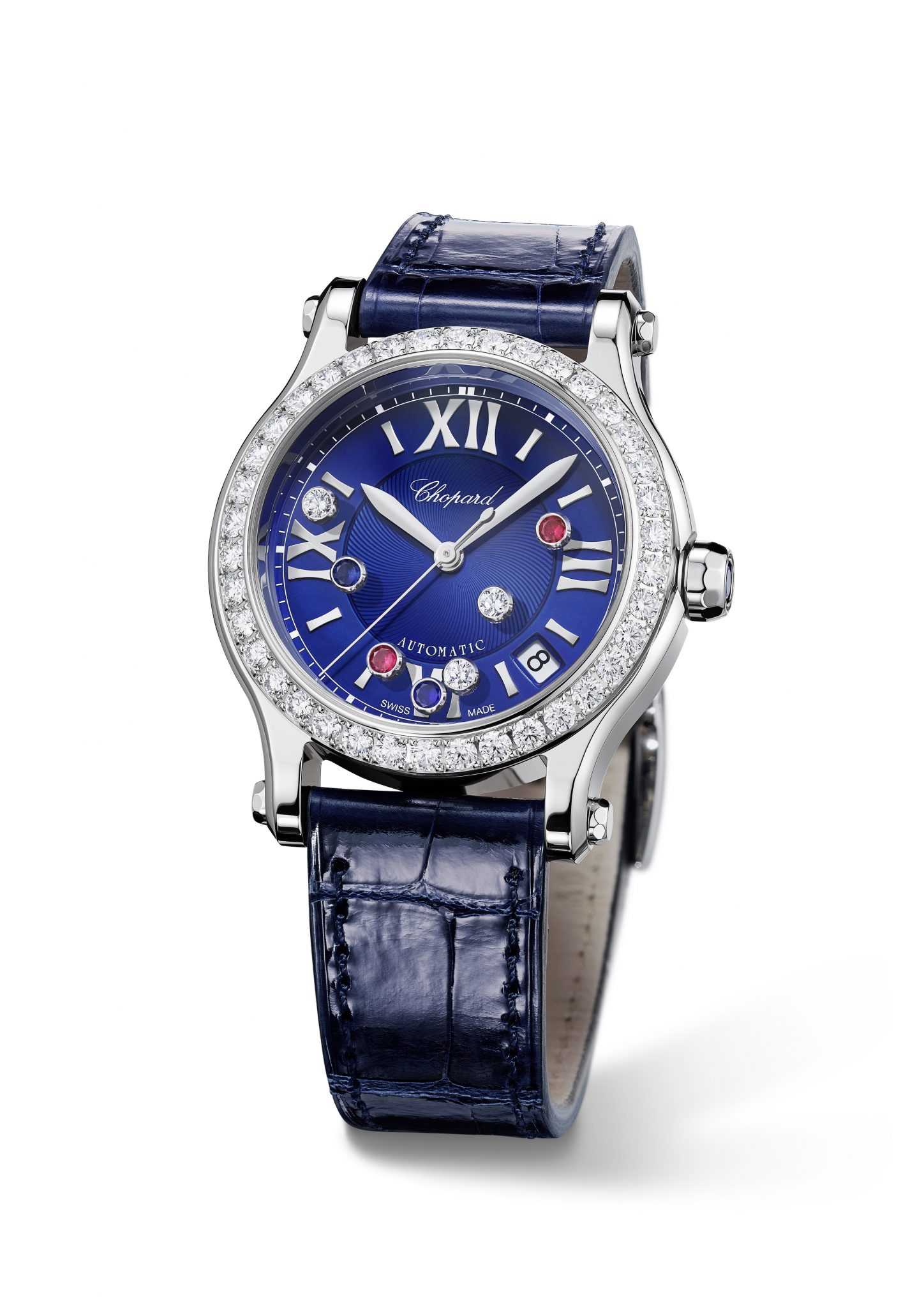 b3f020497aeeb Chopard Unveils Happy Sport London Edition To Mark London Boutique Reopening